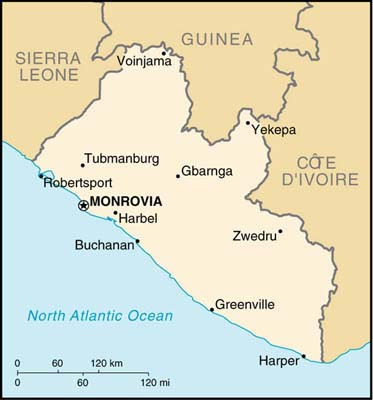 an introduction to the country of liberia Introduction this tool has been  the full name of the country and the classification group to which it belongs will be shown in the next cells if the  liberia.